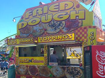 Fried Dough Trailer